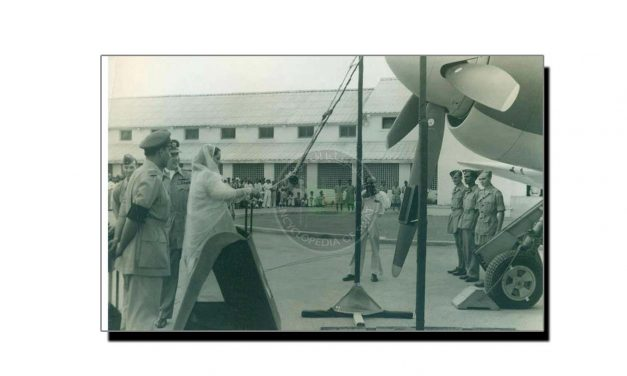 جب ریاستِ سوات نے پاکستان کو لڑاکا طیارہ عطیہ کیا