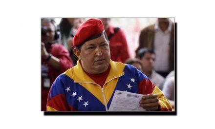 6 مارچ، ہوگو شاویز کا یومِ انتقال