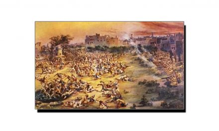 سانحۂ جلیانوالہ باغ کی مختصر کہانی