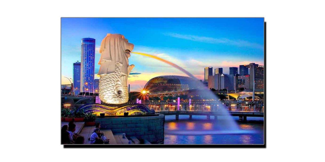 سنگاپور بارے یہ بات جانتے ہیں؟