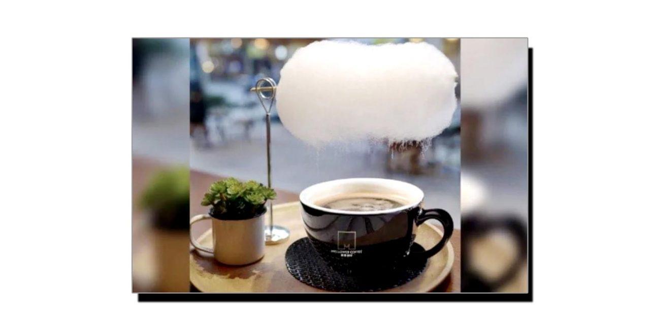 چائینہ میں کافی پیش کرنے کا عجیب و غریب انداز