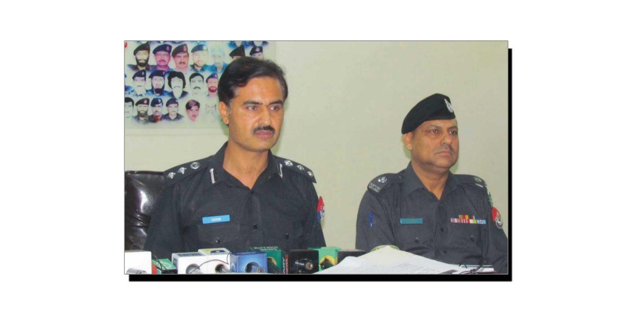 سوات، ٹارگٹ کلر گروہ کے اہم ارکان گرفتار