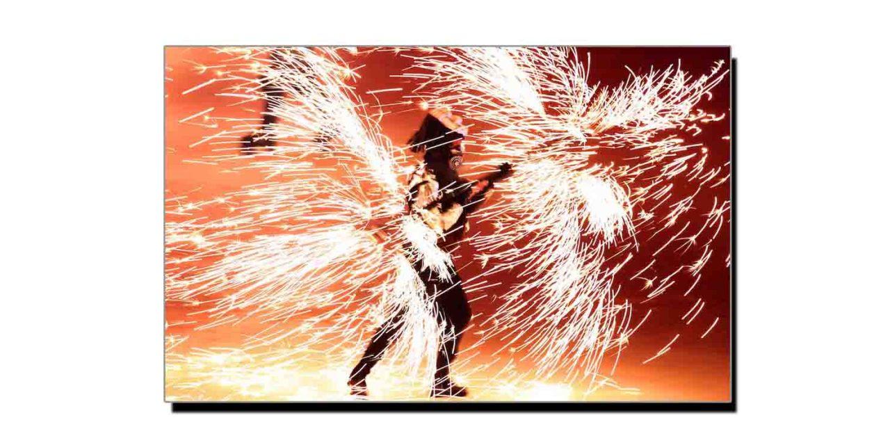 فنِ آتش بازی اور تاریخ