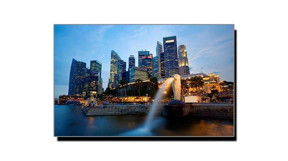 جب سنگاپور میں چیونگم کھانا جرم تھا