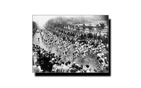 24 مئی، تاریخ کی پہلی سائیکل ریس کا دن