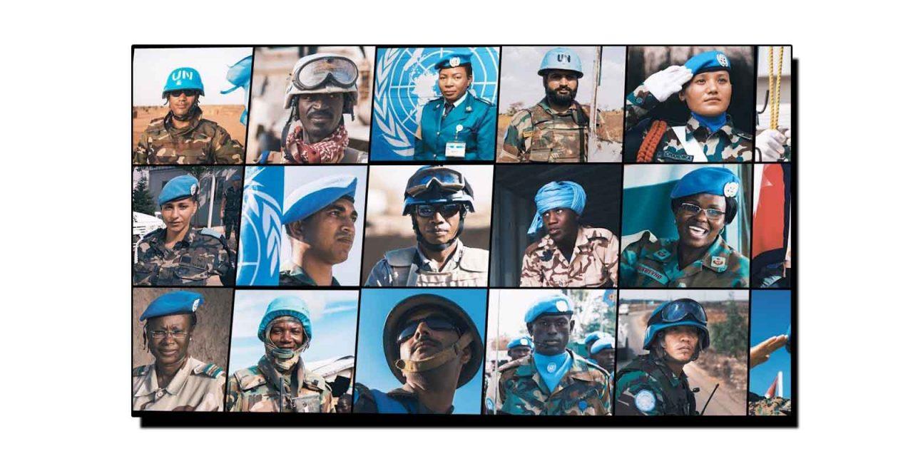 29 مئی، اقوامِ متحدہ کی امن فوج کا بین الاقومی دن