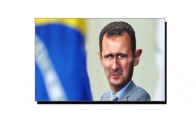 بشار الاسد، شام کی بربادی کا ذمہ دار
