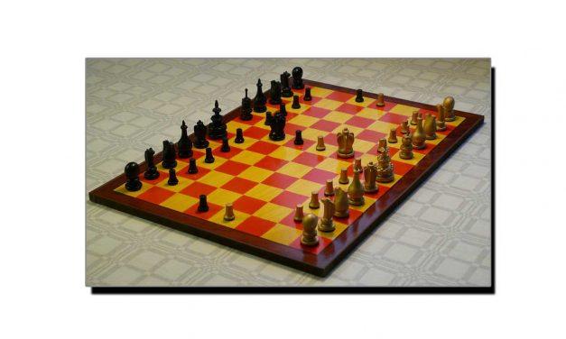 شطرنج کی مختصر تاریخ