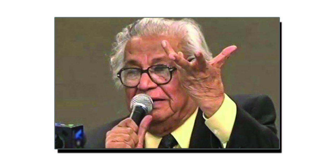 16 جولائی، حمایت علی شاعر کا یومِ انتقال