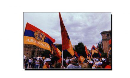 23 اگست، آرمینیا کا آزادی کے اعلان کا دن