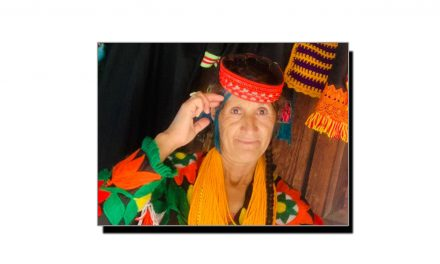 کالاش کی لالی گل، ایک باہمت خاتون