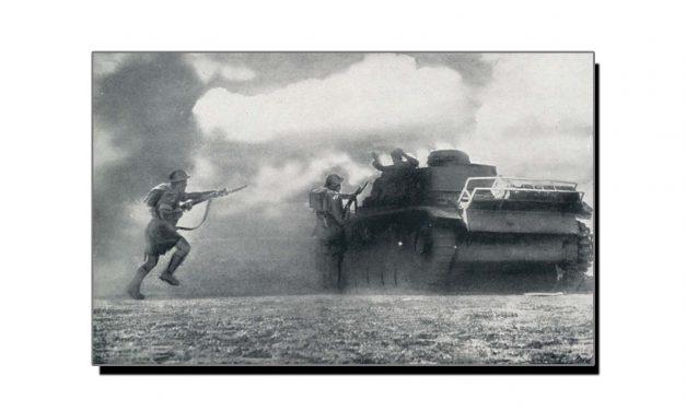 دوسری جنگِ عظیم میں ریاستِ سوات کا کردار