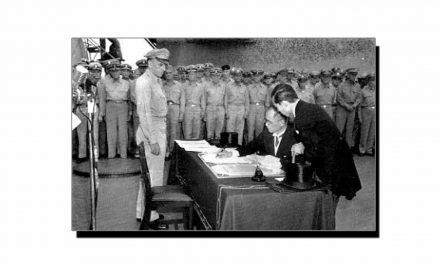 2 ستمبر، دوسری جنگِ عظیم کا یومِ اختتام
