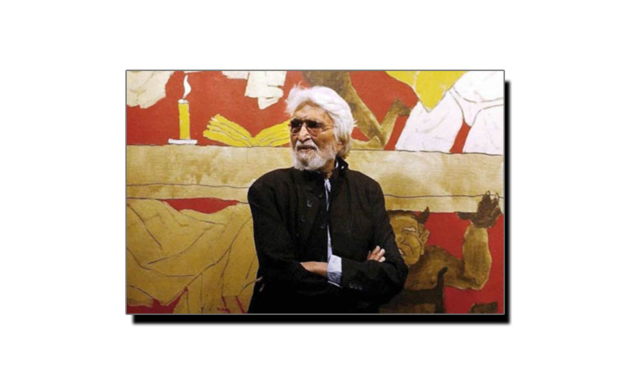 17 ستمبر، انڈین پکاسو ''ایم ایف حسین'' کا یومِ پیدائش