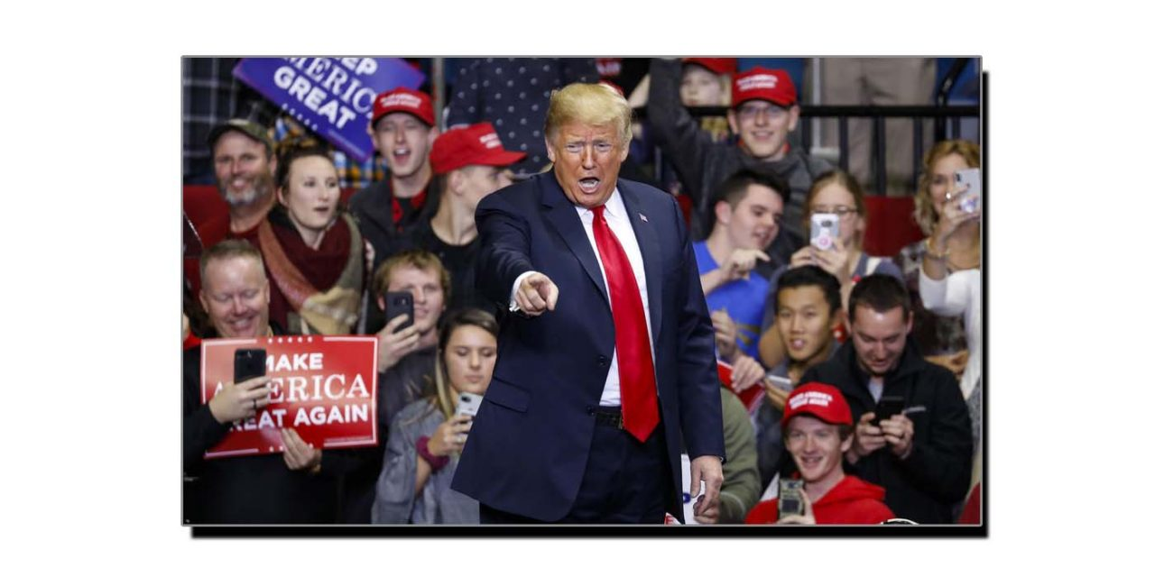 انتخابات،ٹرمپ کی ممکنہ شکست اور امریکن اسٹیبلشمنٹ