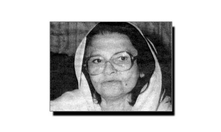 25 اکتوبر، زرینہ بلوچ کا یومِ انتقال