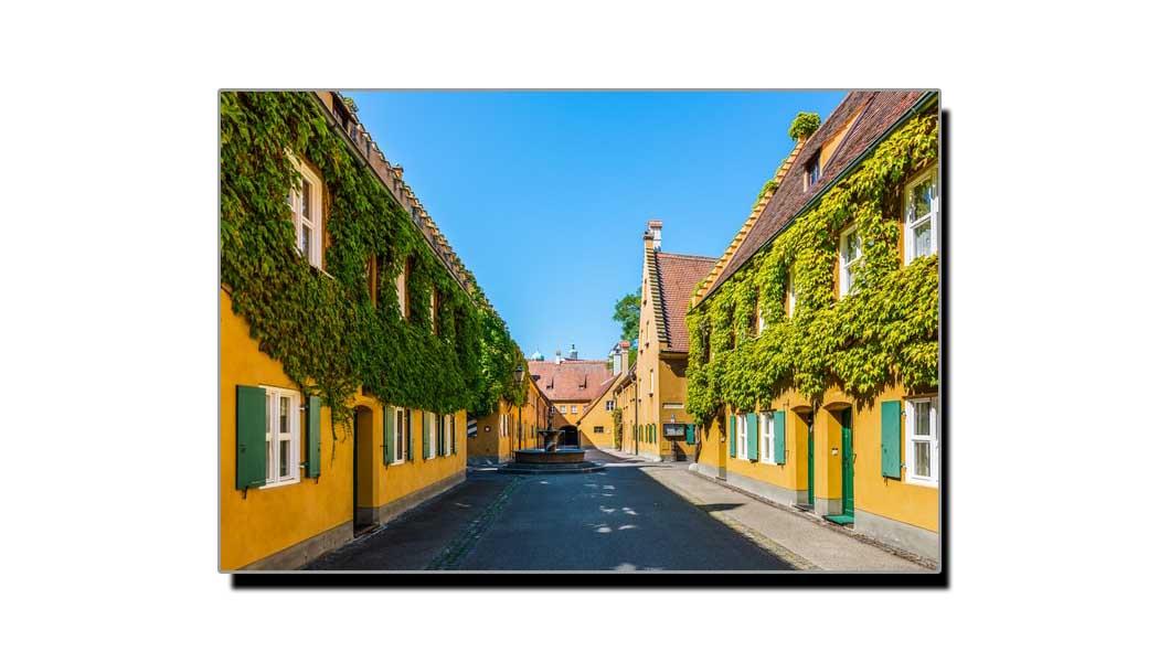 دنیا کا وہ واحد گاؤں جہاں 500 سال سے کرایہ جوں کا توں ہے