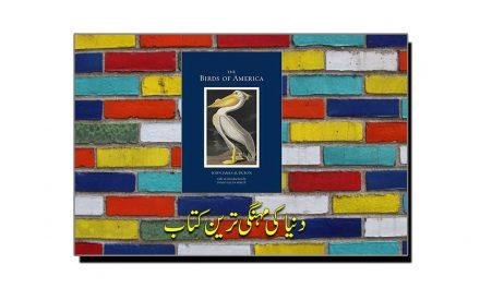 دنیا کی مہنگی ترین نیلام ہونے والی کتاب