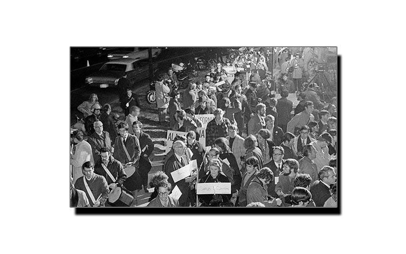 13 نومبر، ''مارچ اگینسٹ ڈیٹھ'' کا دن