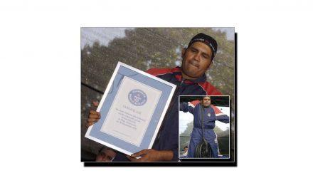 کان سے 51.7 کلو وزن اُٹھانے والا گمنام پاکستانی ہیرو