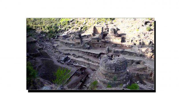 سوات میں دو ہزار سال پرانے دور کے آثار دریافت