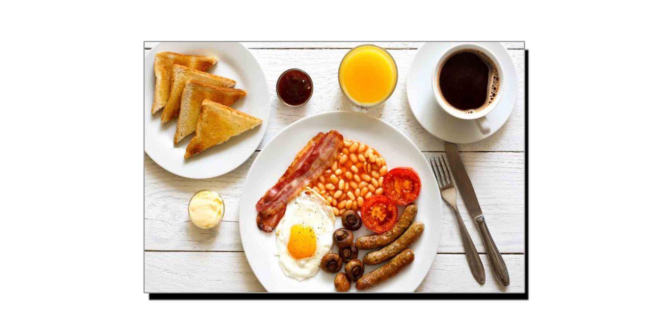 توند گھٹانا چاہتے ہیں، تو ناشتہ میں یہ تبدیلی لائیں