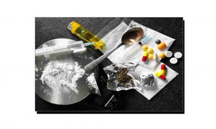 منشیات کے استعمال کی رونگٹے کھڑے کرنے والی شرح