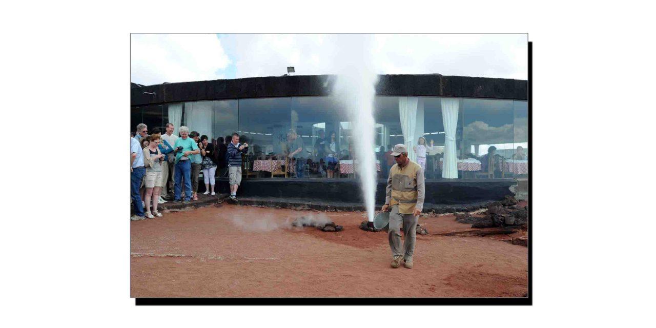 آتش فشاں کی حدت پر کھانا تیار کرنے والا دنیا کا واحد ریسٹورنٹ