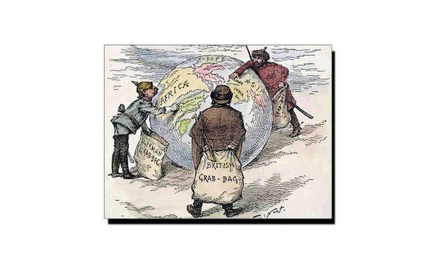 ماضی میں یورپی سامراج کی لوٹ مار کے طریقے