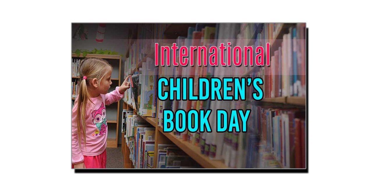 2 اپریل، بچوں کی کتابوں کا عالمی دن