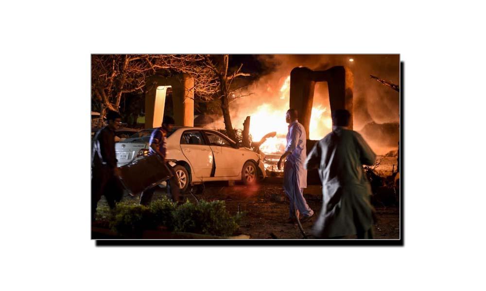 کوئٹہ خود کُش دھماکا کیا پیغام دے رہا ہے؟