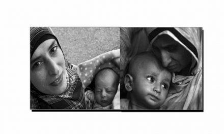 اسرائیلی ماں اور پاکستانی ماں