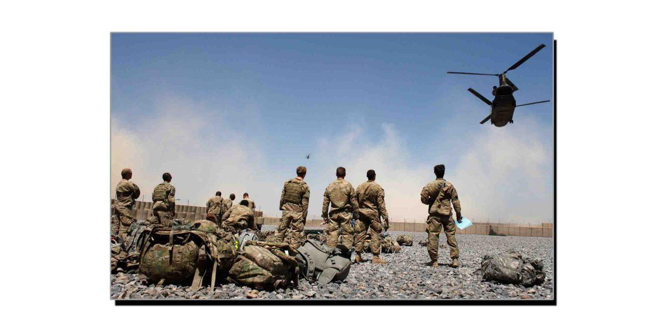 امریکی فوج، نیٹو کا انخلا اور افغانستان کا مستقبل