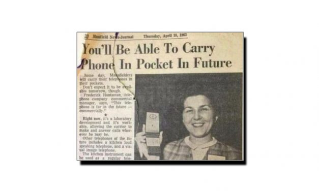 1963ء کا ایک مضمون جسے عجیب و غریب گردانا گیا تھا