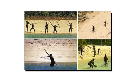 ہزاروں سالوں سے باقی ماندہ دنیا سے کٹ کر رہنے والا جزیرہ