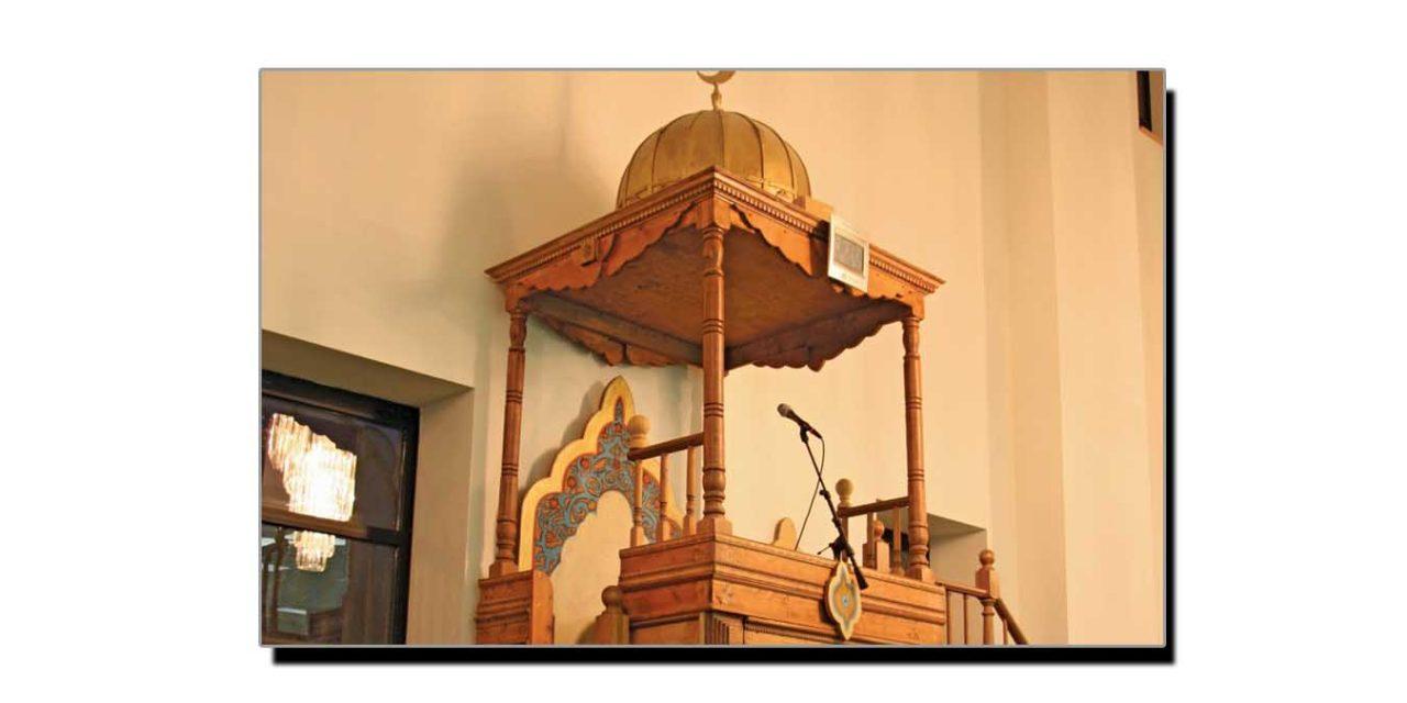 امام مسجد صاحب کے نام کھلا خط