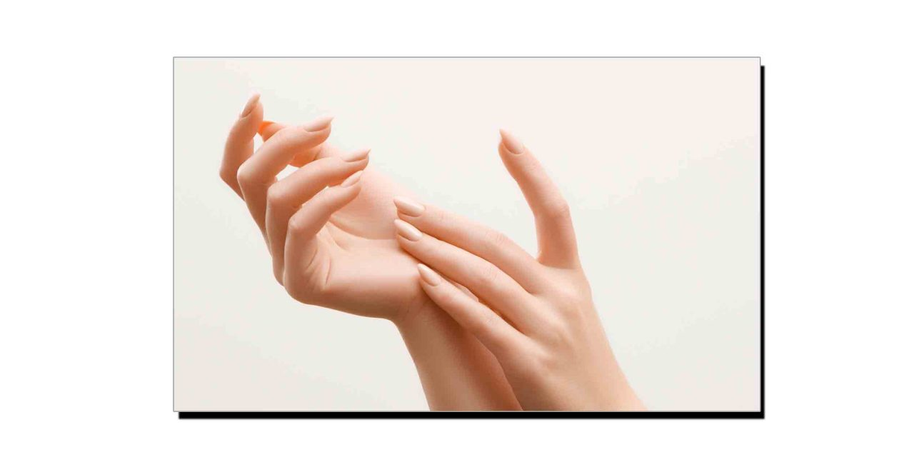 ہاتھوں کو نرم و ملائم رکھنے کا ٹوٹکا