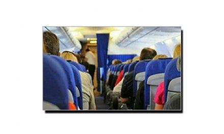 زیادہ تر ہوائی جہازوں کی نشستیں نیلی کیوں ہوتی ہیں؟