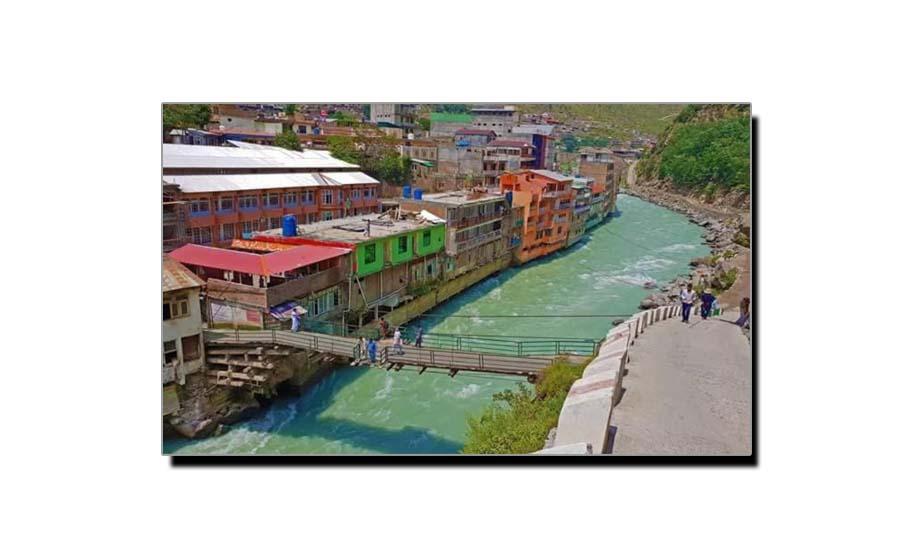 دریائے سوات اور قبضہ مافیا