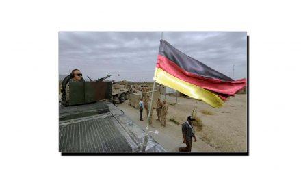 جرمن افواج کا افغانستان سے انخلا