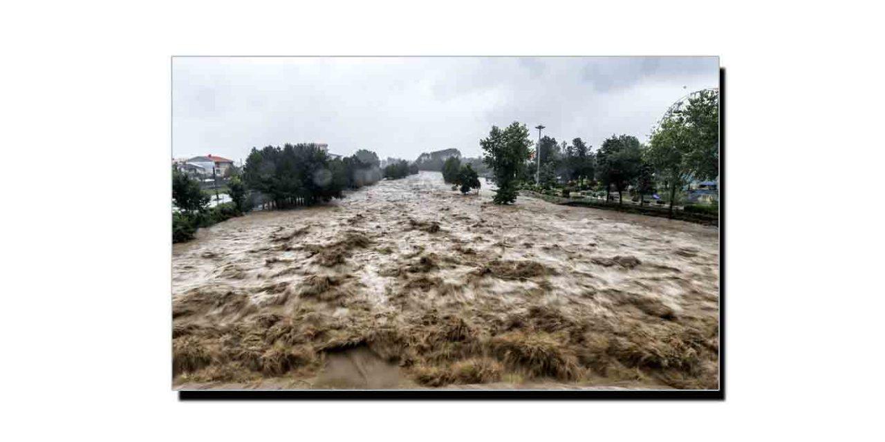 سیلاب کا خطرہ