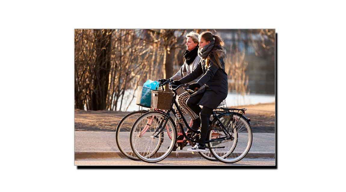 سائیکل چلانے والوں کی ترقی دیکھیں