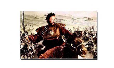 18 اگست، چنگیز خان کا یومِ انتقال