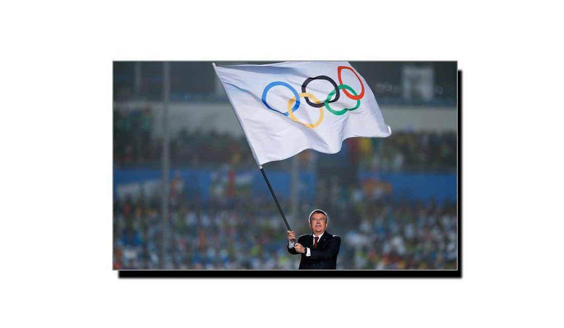 اولمپک جھنڈے پر بنے دائروں کا کیا مطلب ہے؟