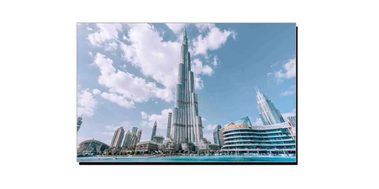 دنیا کی منفرد ترین عمارت، برجِ خلیفہ
