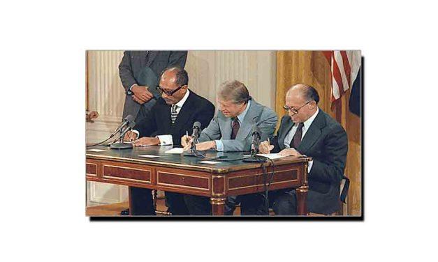 17 ستمبر، کیمپ ڈیوڈ معاہدہ کے دستخط کا دن