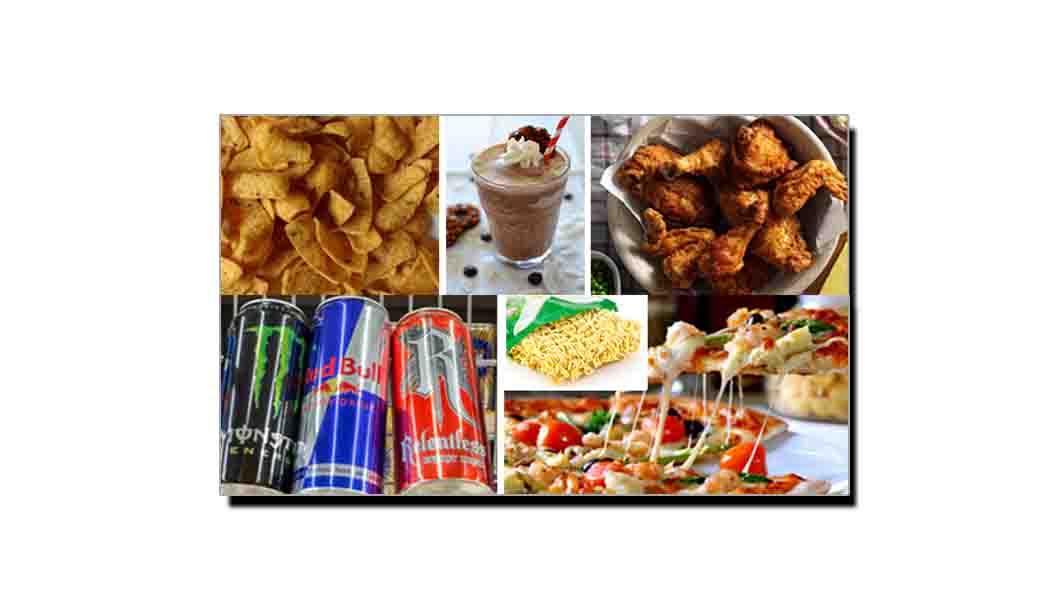دل کی صحت کو متاثر کرنے والی غذائیں