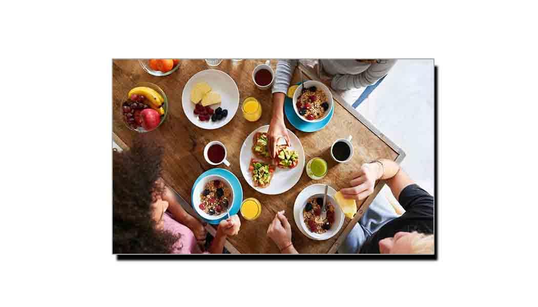 غذا بارے ایرانی حکیم کا مشورہ