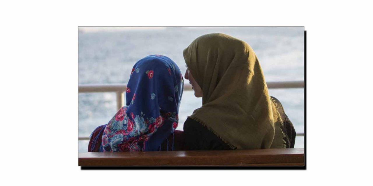 حجاب، حیا کی علامت