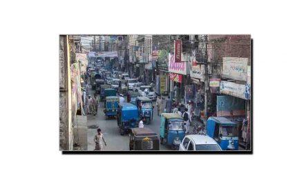 مینگورہ شہر کی بے ہنگم ٹریفک اور اس کا حل